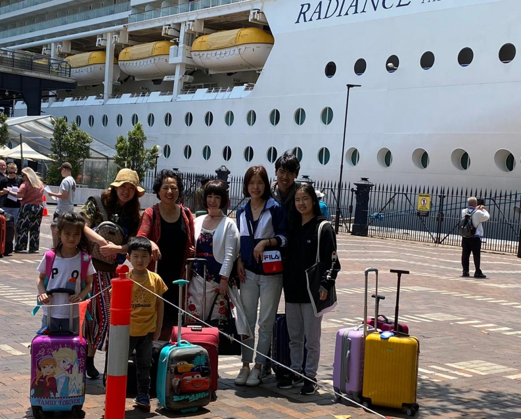 Cruise Transfers Sydney