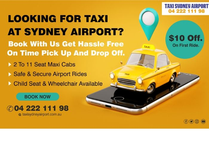 airport taxi sydney service
